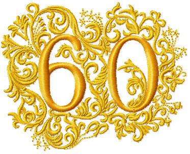 60th anniversary - Color of th anniversary ...