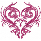 Valentines Embroidery Designs