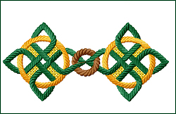 Celtic Ornament 8 embroidery design