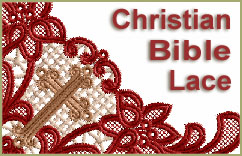 Christian Bible Lace