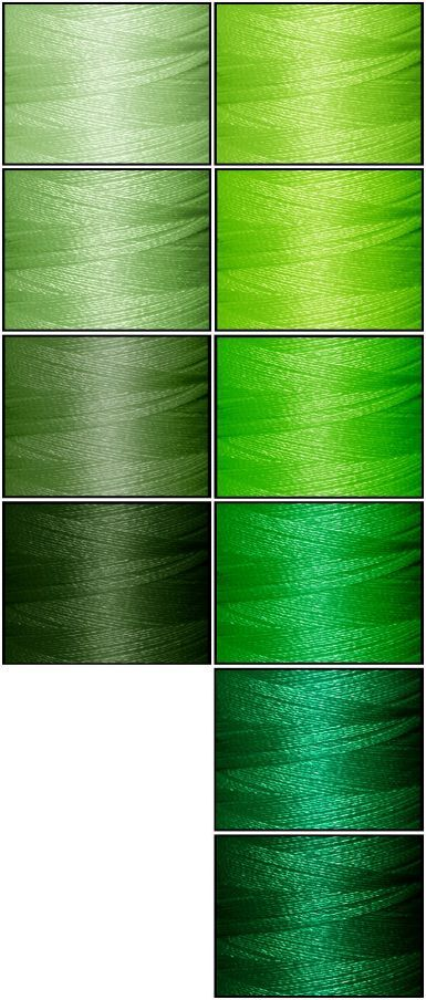 ThreaDelight Polyester Thread Kit # 11