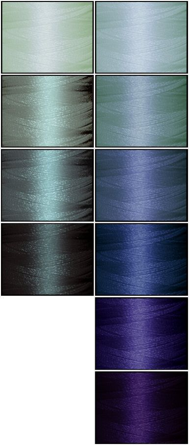 ThreaDelight Polyester Thread Kit # 9