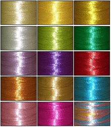 Sulky Sliver Metallic Embroidery Thread