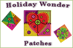 Holiday Wonder Patches