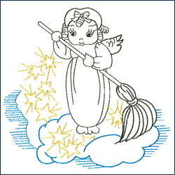 Cleaning Angel