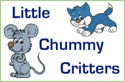 Little Chummy Critters Embroidery Designs