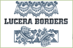 Lucera Deco Borders