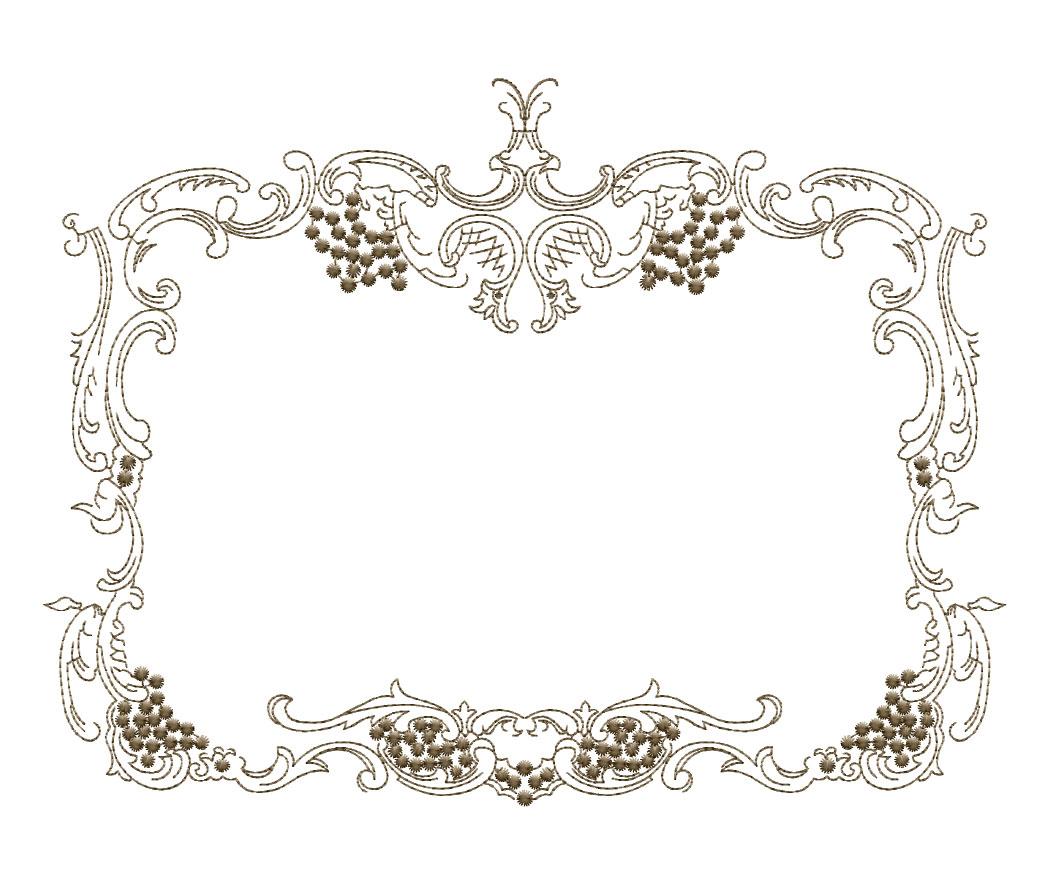 Medieval Frames 2 8x10 Jumbo Hoop