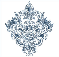 Motif 3 embroidery design