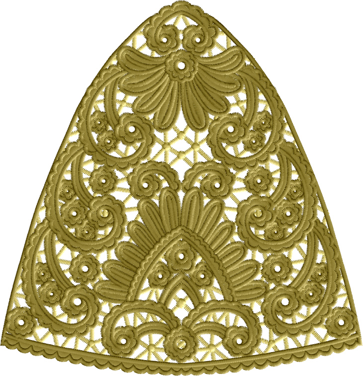 Insert Lace Embroidery Designs