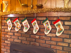 Christmas Stockings - How To make It