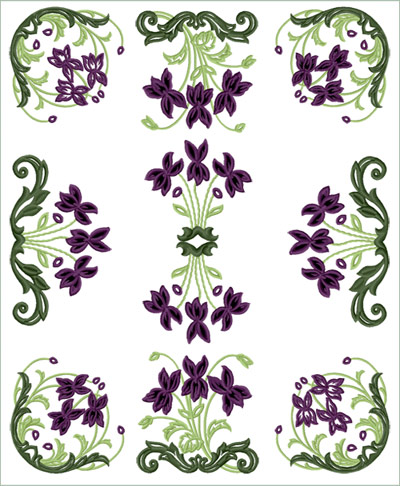 http://abc-machine-embroidery.com/Assets/images/Violets_Deco_Bunch_embroidery_designs/Violets_Deco_Bunch_set.jpg