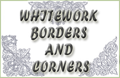 Whitework Borders-N-Corners