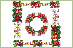 Wreath & Borders Set