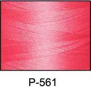 ThreaDelight Polyester Embroidery Thread Cranberry