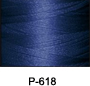 ThreaDelight Polyester Embroidery Thread Royal Blue