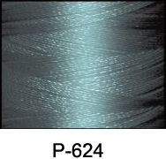 ThreaDelight Polyester Embroidery Thread Blue Gray
