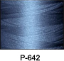 ThreaDelight Polyester Embroidery Thread Medium Blue