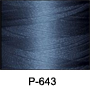 ThreaDelight Polyester Embroidery Thread Blue DK