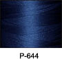 ThreaDelight Polyester Embroidery Thread Ocean Blue