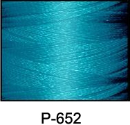 ThreaDelight Polyester Embroidery Thread Electric Blue MD
