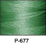 ThreaDelight Polyester Embroidery Thread Bright Green