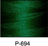 ThreaDelight Polyester Embroidery Thread Blue Green-DK