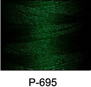 ThreaDelight Polyester Embroidery Thread Ivy green