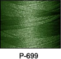 ThreaDelight Polyester Embroidery Thread Jade DK 60 WT