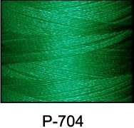 ThreaDelight Polyester Embroidery Thread Golf Green