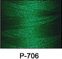 ThreaDelight Polyester Embroidery Thread Emerald Green DK