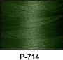 ThreaDelight Polyester Embroidery Thread Deep Forest Green