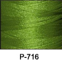 ThreaDelight Polyester Embroidery Thread Forest Green MD