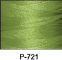 ThreaDelight Polyester Embroidery Thread Insect Green