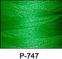 ThreaDelight Polyester Embroidery Thread Christmas Green