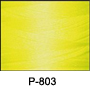 ThreaDelight Polyester Embroidery Thread Lemon