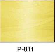 ThreaDelight Polyester Embroidery Thread Pale Yellow