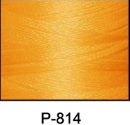 ThreaDelight Polyester Embroidery Thread Tangerine MD