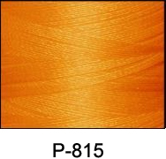ThreaDelight Polyester Embroidery Thread Orange