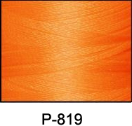 ThreaDelight Polyester Embroidery Thread Pumpkin Light