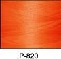 ThreaDelight Polyester Embroidery Thread Sunset Orange