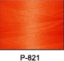 ThreaDelight Polyester Embroidery Thread Fire Orange