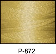ThreaDelight Polyester Embroidery Thread Tan Medium