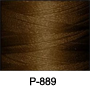 ThreaDelight Polyester Embroidery Thread Beige Brown-DK