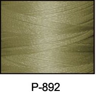 ThreaDelight Polyester Embroidery Thread Brown Gray LT