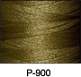 ThreaDelight Polyester Embroidery Thread Cappuccino Brown