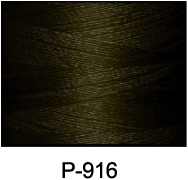 ThreaDelight Polyester Embroidery Thread Pepper Black