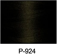 ThreaDelight Polyester Embroidery Thread Black