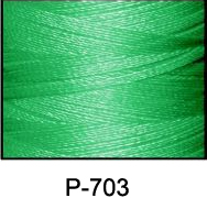 ThreaDelight Polyester Embroidery Thread Peppermint Green