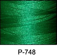 ThreaDelight Polyester Embroidery Thread Christmas Green MD